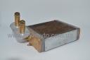 Радиатор отопителя Исузу Богдан А091-А092-А093 (медный)  4