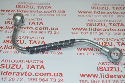 Трубка подачи топлива от фильтра на ТНВДISUZU 4HG1-T , БОГДАН АТАМАН.