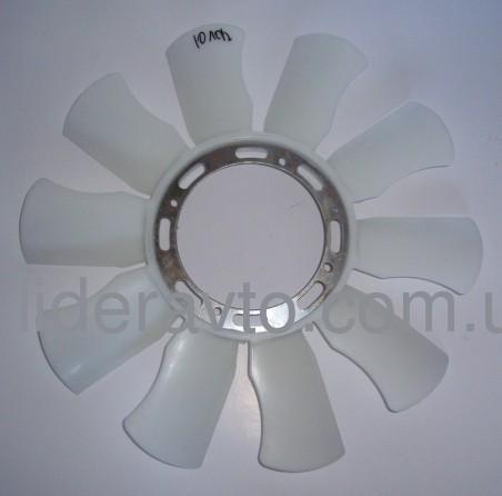 Крыльчатка вентилятора Богдан А-091, А-092, ISUZU 4HG1/4HG1-T