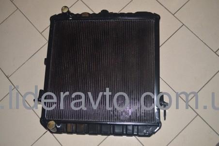 Радиатор  ISUZU 4HG1-Т Е-2 , БОГДАН А-092, медный 8973710110