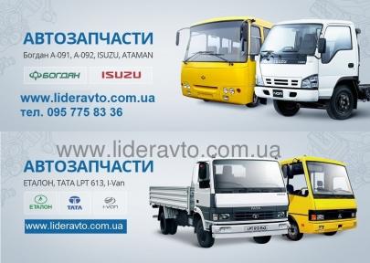 Цапфа передней подвески ISUZU NQR 70/71 Богдан А-091, А-092 правая оригинал