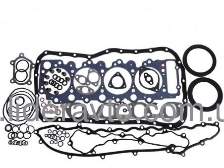 Набор уплотнительных элементов дв. 4HК1; Т = 1.575, ISUZU оригинал