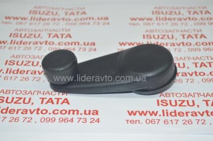 Ручка стеклоподьемника ТАТА 613, Эталон с круглым отверствием