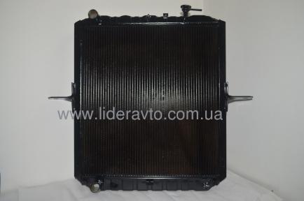 Радиатор системы охлаждения ISUZU 4HК1 БОГДАН EURO 4