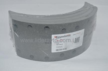 Накладка тормозная ISUZU/NQR71/70/75 БОГДАН  т.11 мм KAYASHIMA
