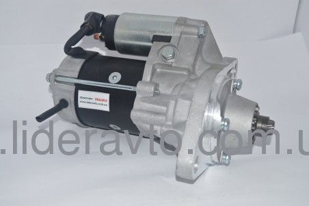 Стартер Богдан, ISUZU NQR Hitachi 24v 4.5 kW