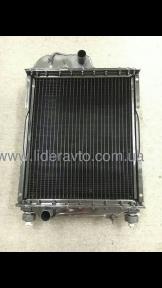 Радиатор охлаждения МТЗ Д-240 (4-х рядный)