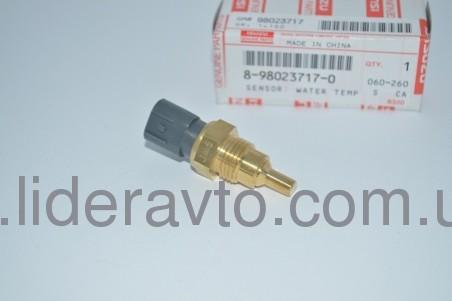 Датчик температуры охлаждающей жидкости; двигатель 4HG1, ISUZU оригинал