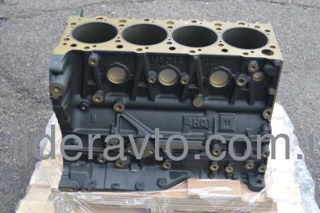 Блок цилиндров двигатель 4HG1 Богдан А-091, ISUZU оригинал