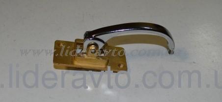 Ручка двери водителя внутренняя А-091, металлическая