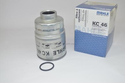 Фильтр топливный БОГДАН А-093 АТАМАН 4НК1 ISUZU(MAHLE)