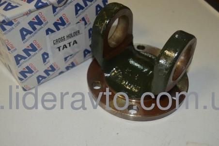 Фланец вилки кардана (с ушами) ТАТА , Эталон, I-VAN (3124111111)