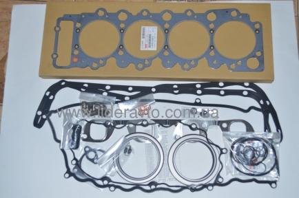 Прокладки двигателя Богдан ,ISUZU 4HG1-Т Т = 1.575, ISUZU оригинал 5878173410